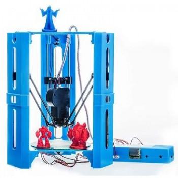 کیت مینی پرینتر سه بعدی رومیزی Pylon دارای تکنولوژی FDM و دقت 0.1mm ( رنگ آبی )