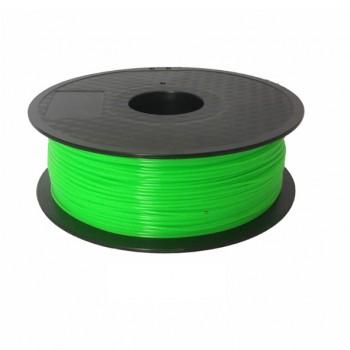 فیلامنت 20گرمی پرینتر / قلم 3 بعدی ، 1.75mm PLA FILAMENT ( سبز )
