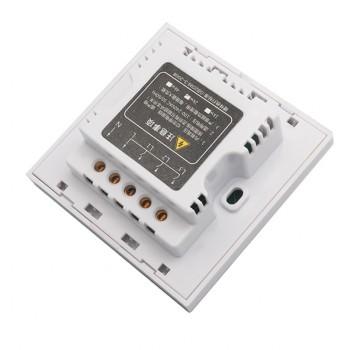 کلید برق لمسی 3 پل ST-3 با قابلیت کنترل وایفای