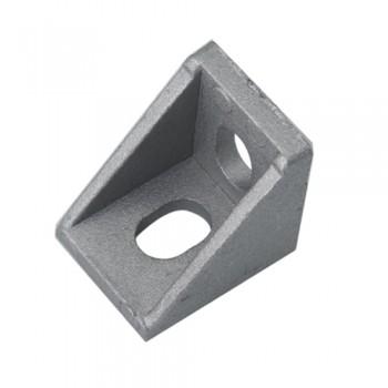 اتصال گونیا 90 درجه 20X40 مناسب برای پروفیل های مهندسی