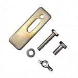 نگه دارنده ( Fixture ) قطعات ویژه دستگاه های CNC دارای طول 6 سانتی متر