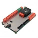برد کنترلر دستگاه CNC چهار محور MK2 با پشتیبانی از نرم افزار USBCNC