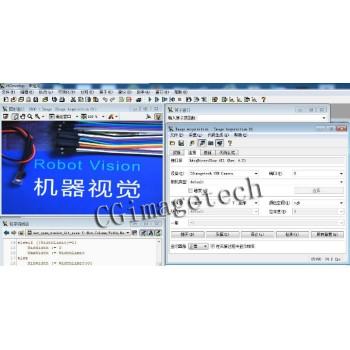 دوربین میکروسکوپی صنعتی 5 مگاپیکسل CGU2-500C دارای ارتباط USB