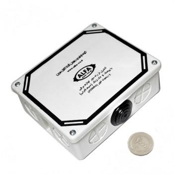 دستگاه کنترل از راه دور لوازم برقی با قابلیت کنترل از طریق پیامک / تک زنگ / ریموت 433MHz