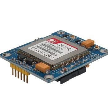 ماژول GPRS / GSM / GPS چهار باند SIM5320E دارای ارتباط سریال و پشتیبانی از 3G