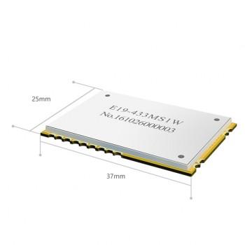 ماژول ترنسیور وایرلس دارای چیپ SX1278 و فرکانس 433MHz