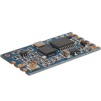 ماژول ترنسیور وایرلس HC-12 دارای فرکانس 433MHz و چیپ SI4463 