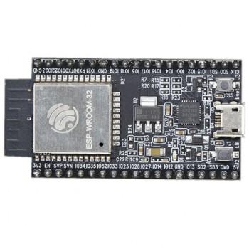 برد توسعه ESP32 دارای بلوتوث ، وایفای داخلی و مبدل CP2102