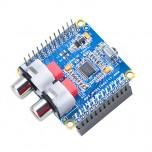 شیلد برد NanoPi NEO / Air دارای چیپ صدا PCM5102A و گیرنده IR