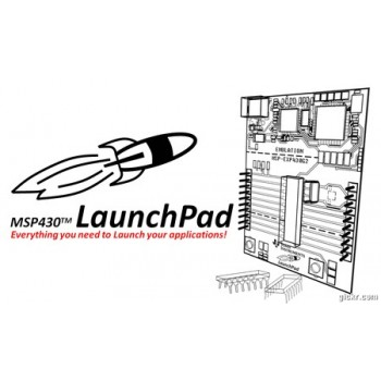 برد TI MSP-EXP430G2 LaunchPad MSP430