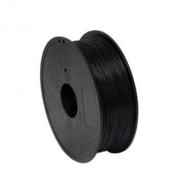 فیلامنت انعطاف پذیر 1 کیلو گرمی پرینتر 3 بعدی دارای جنس TPE و قطر 1.75mm ( رنگ مشکی )