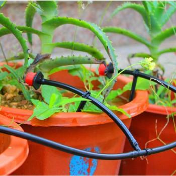 پک آبیاری گلخانه ای دارای طول 10 متر و قابلیت نصب انشعاب