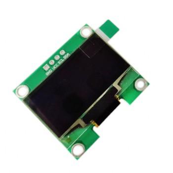 ماژول نمایشگر OLED تک رنگ 1.3 اینچ دارای ارتباط I2C و چیپ درایور SSD1306