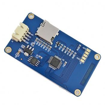 نمایشگر 2.2 اینچی فول کالر USART HMI دارای ارتباط سریال