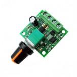 ماژول کنترل دور موتور DC دارای خروجی PWM با ولتاژ 1.8V الی 12V