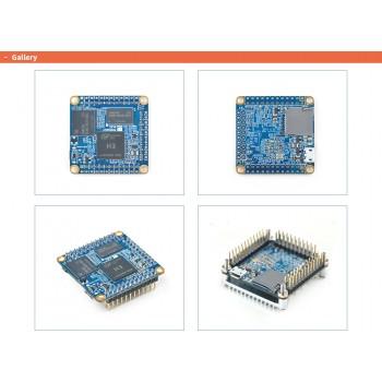 برد چهار هسته ای NanoPi NEO Core دارای 256MB RAM