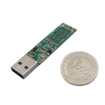 ماژول درایور Nand Flash دارای ارتباط USB3.0 مناسب برای پکیج های LGA52 / TSOP48