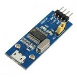 ماژول USB به TTL سریال PL2303TA با رابط میکرو USB - پشتیبانی از ویندوز 10