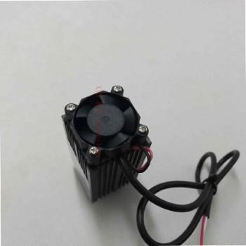 ست کامل دیود لیزر 450 نانومتری 2500 میلی وات
