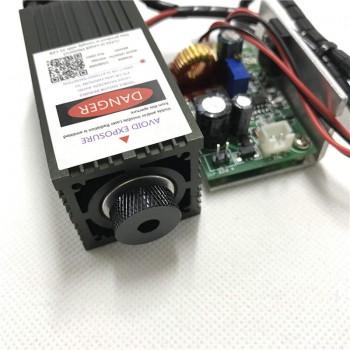 ست کامل دیود لیزر 450 نانومتری 5500 میلی وات با قابلیت کنترل TTL