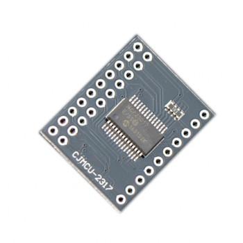 ماژول توسعه دهنده 16 پین MCP23017 I/O با قابلیت کنترل I2C