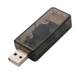 ماژول ایزولاتور USB به ADUM3160 USB دارای کیس محافظ