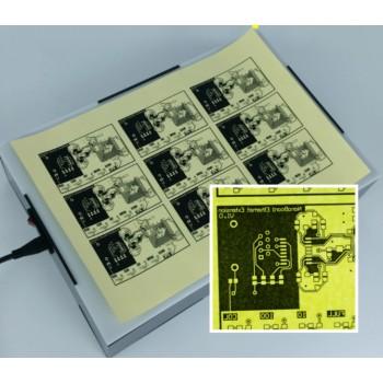 میز نور 200X300mm مناسب برای مدار چاپی