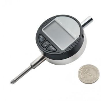 ساعت اندیکاتور دیجیتال دارای کورس 25.4mm و دقت 0.01mm