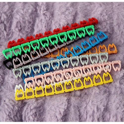 قیمت فارماتون 100 تایی ست 100 تایی Label Wire مناسب برای علامت گذاری سیم