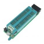 ماژول پروگرامر USBASP دارای زیف سوکت / IDC مناسب برای پروگرام AVR / بوت لودر آردوینو