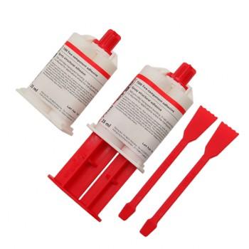 ست دوبل چسب اپوکسی 25 میل مناسب برای فلز ، پلاستیک و چوب محصول Ergo