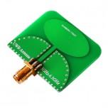 آنتن امنی دایرکشنال 3db با پشتیبانی از فرکانس های 3GHz الی 6.5GHz دارای سوکت SMA نری