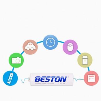 بسته 4 تایی باتری قلمی قابل شارژ 1.2 ولتی 3000mAh محصول Beston