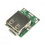 ماژول شارژر / دشارژر 5V 1A باتری های لیتیومی دارای چیپ SY3500 مناسب برای ساخت پاور بانک