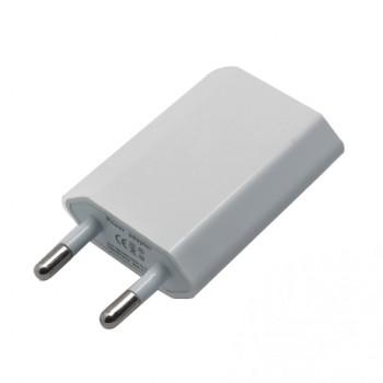آداپتور و شارژر 5 ولت 1 آمپر دیواری دارای خروجی USB