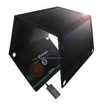 شارژر پنل خورشیدی 9 وات محصول RAVPOWER