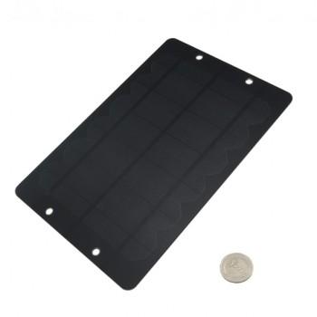 باتری / پنل خورشیدی پلی کریستال 5 ولت 5 وات