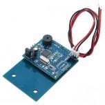 ماژول ریدر RC522 RFID دارای فرکانس 13.56MHz ، ارتباط TTL و آنتن PCB
