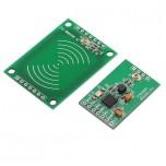 ماژول ریدر RC522 RFID دارای فرکانس 13.56MHz ، ارتباط SPI و آنتن PCB مجزا