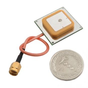 آنتن خارجی سرامیکی RFID دارای فرکانس باند UHF و گین 0.5DB