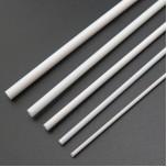 پروفیل ABS لوله ای دارای مقطع دایره ای به قطر 3mm مناسب برای ساخت سازه های رباتیک