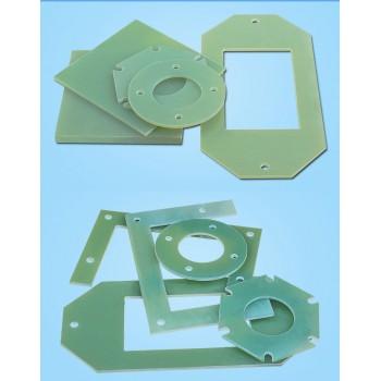 صفحه رزین اپوکسی دارای ابعاد 200mmX200mmX5mm مناسب برای ساخت سازه های رباتیک