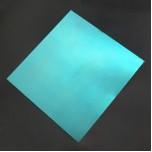 صفحه فلزی آلومینیومی دارای ابعاد 200mmX200mmX2mm مناسب برای ساخت سازه های رباتیک