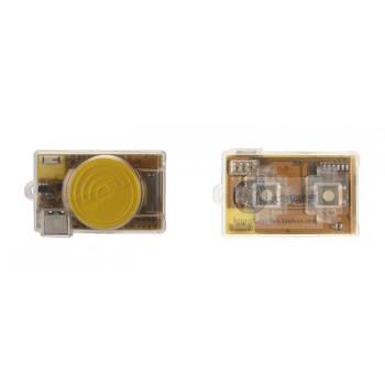 بیوسنسور پوشیدنی ( Wearable  ) با قابلیت اندازه گیری سیگنال های ECG / EEG / EMG