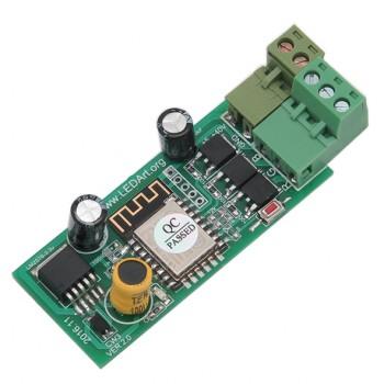 ماژول درایور RGB LED با قابلیت کنترل وایفای دارای هسته ESP8266