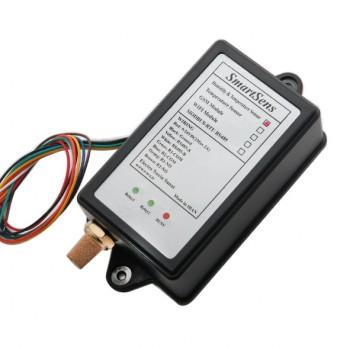 سنسور دما و رطوبت محیطی SHT11 دارای پروتکل مدباس ، دو رله داخلی و کیس محافظ