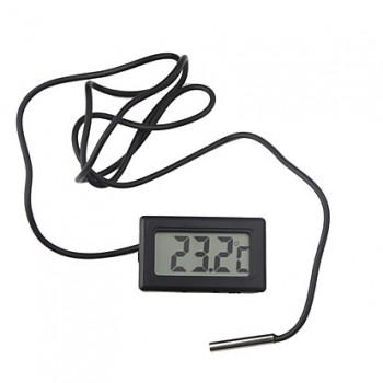 دستگاه دماسنج TL8009 دارای نمایشگر دیجیتال 1.5 اینچی و سیم ضد آب