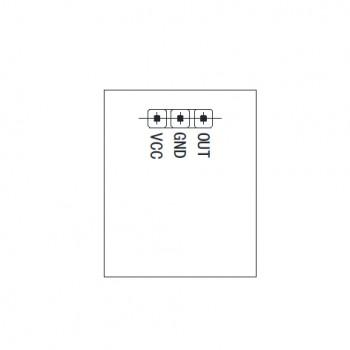 ماژول سنسور خازنی تاچ ( لمسی ) سری HTTM دارای بک لایت رنگی