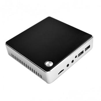 مینی پی سی چهار هسته ای 1.8GHz دارای خروجی HDMI / VGA و هار داریو 16GB