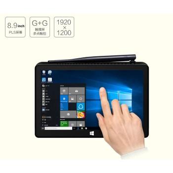 تی وی باکس چهار هسته ای X9S دارای نمایشگر تاچ 8.9 اینچ و سیستم عامل های ویندوز 10 / اندروید